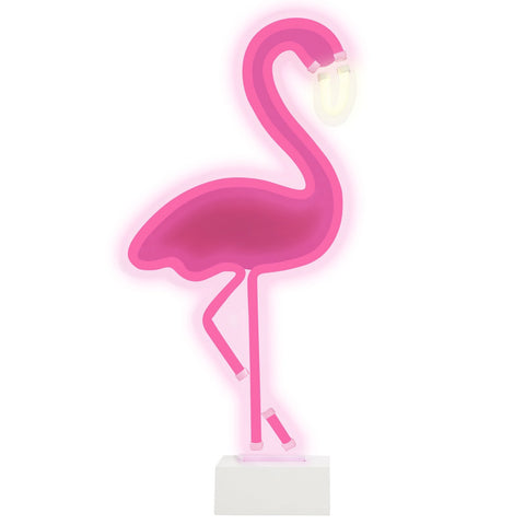 SunnyLife Neon LED Light Flamingo-SunnyLife-Neapolitan Homewares