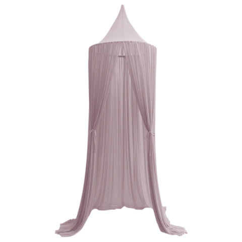 Spinkie Sheer Canopy - Old Rose-Spinkie-Neapolitan Homewares