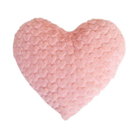 Spinkie Sweetheart Pillow - Blush-Spinkie-Neapolitan Homewares