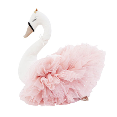 Spinkie Swan Princess - Light Pink - Neapolitan Homewares