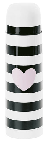 Miss Etoile Thermos pink heart design