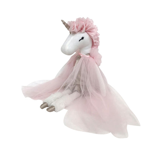 Spinkie Unicorn Princess - Pink & Gold - Neapolitan Homewares