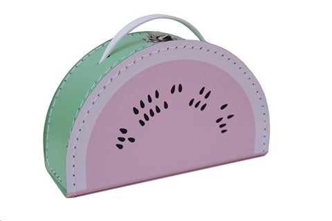 Kids Boetiek Suitcase - Watermelon - Neapolitan Homewares
