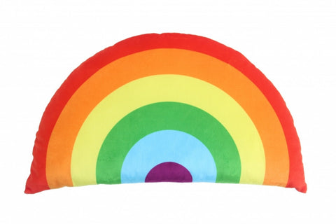 Kids Boetiek Cushion - Bright Rainbow