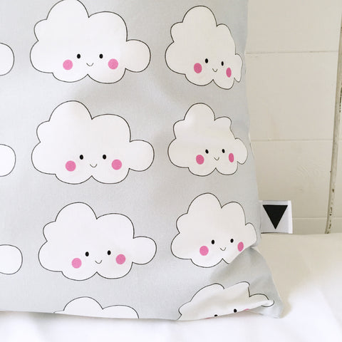 Love Frankie Cloud Pillow Case