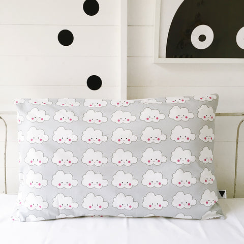 Love Frankie Cloud Pillow Case - Neapolitan Homewares
