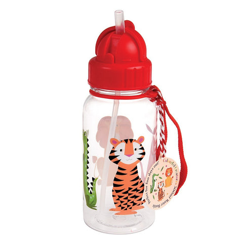Rex London Water Bottle - Creatures - Neapolitan Homewares