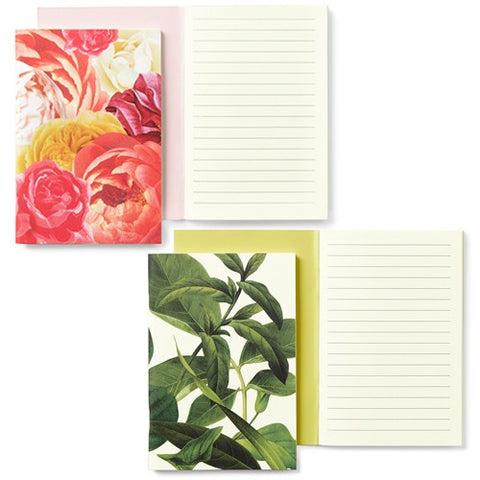 Kate Spade Notebook 2 Set Floral
