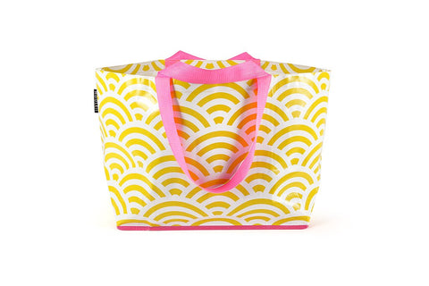 Mooleii Large Tote - Yellow Sunshine - Neapolitan Homewares