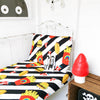 Love Frankie Junk Food Pillow Case