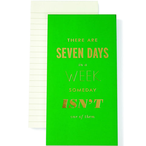 Kate Spade Large Notepad - Neapolitan Homewares