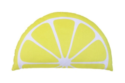 Kids Boetiek Cushion - Lemon - Neapolitan Homewares