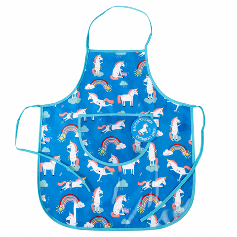 Rex London Kids Apron - Unicorn - Neapolitan Homewares