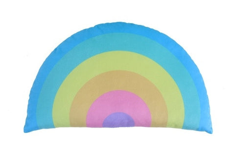 Kids Boetiek Cushion - Pastel Rainbow - Neapolitan Homewares