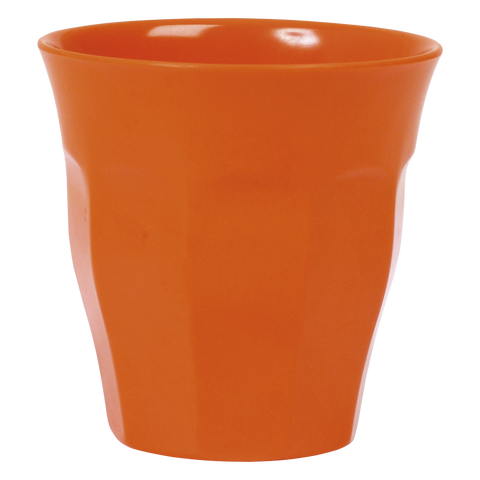 RICE melamine cup - Orange - Neapolitan Homewares