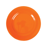 RICE melamine plate - Orange