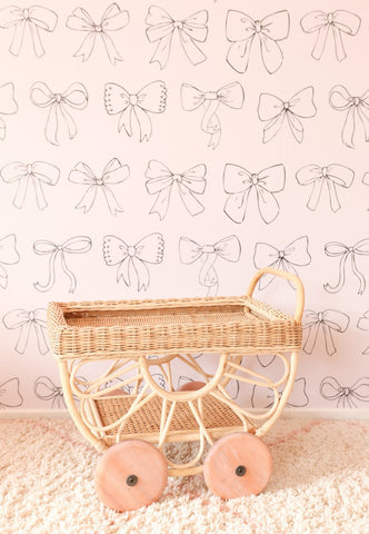 Junimoon Tallulah Tea Cart PREORDER - Neapolitan Homewares