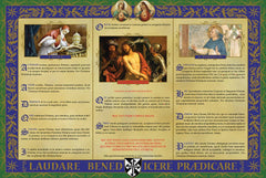 Dominican Rite Mass Altar Cards