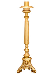 Altar Candlestick Holder - small Gothic Design