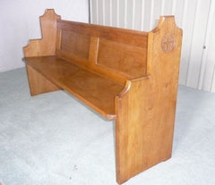 Church Pews - Custom Quotes
