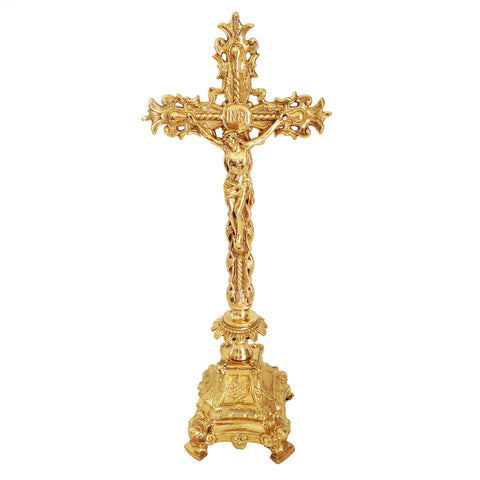 Crucifix - Antique French Design