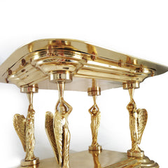 Ornate Tabor Stand