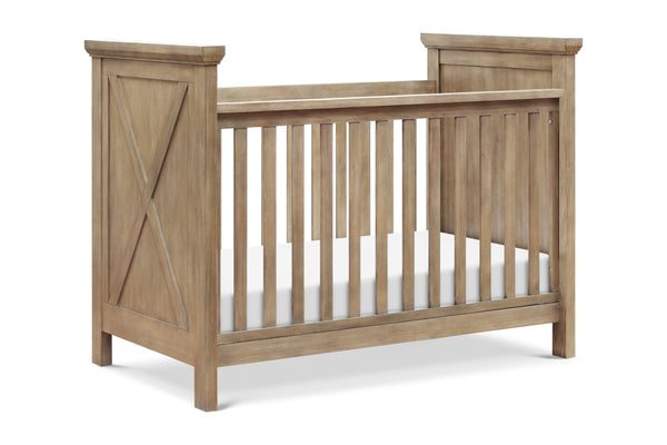Emory Farmhouse 3-in-1 Convertible Crib