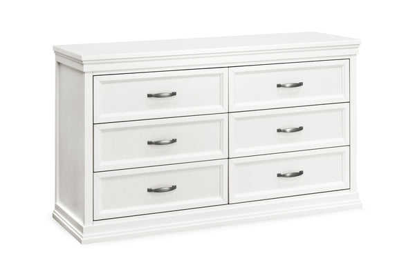 franklin and ben langford 6-drawer dresser Warm White