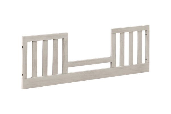 M9299DF,Toddler Bed Conversion Kit in Driftwood London Fog