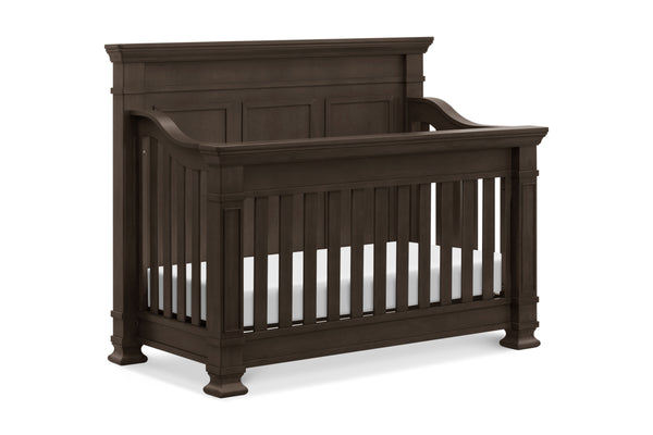 franklin and ben Tillen greenguard 4-in-1 convertible crib Truffle