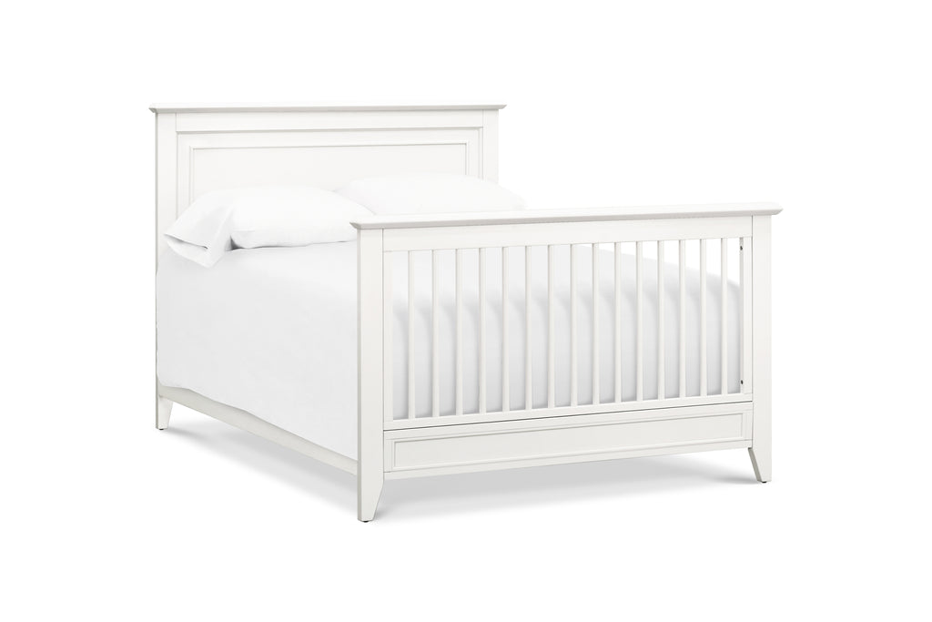 B14401RW,Beckett 4-in-1 Convertible Crib in Warm White