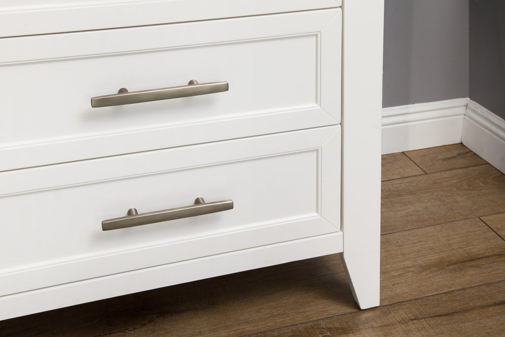 B14416RW,Beckett 6-Drawer Dresser in Warm White