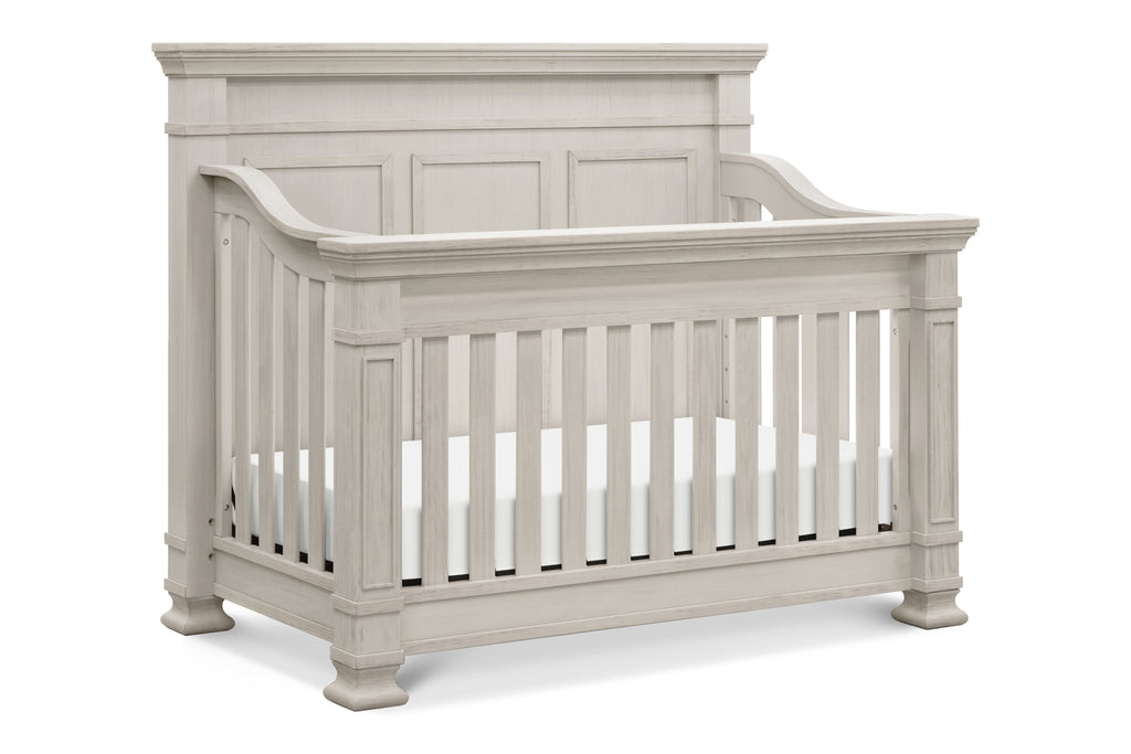 M7601LF,Tillen 4-in-1 Convertible Crib in London Fog