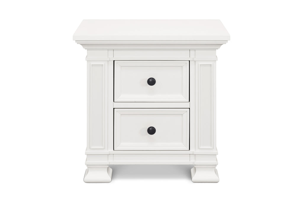 M7660RW,Classic Nightstand In Warm White