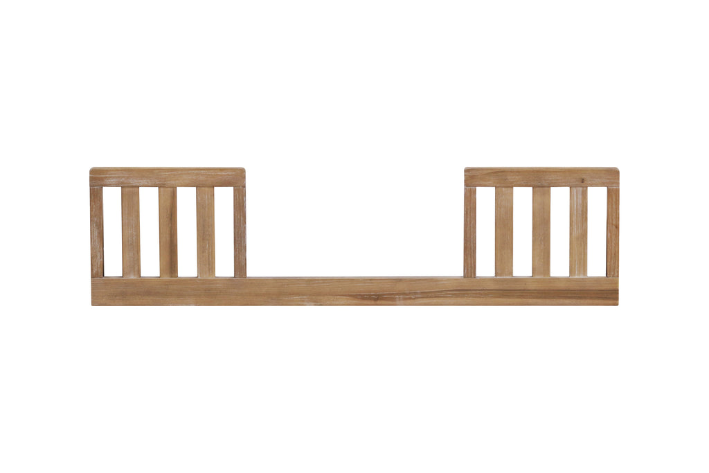 B14599DF,Toddler Bed Conversion Kit in Driftwood