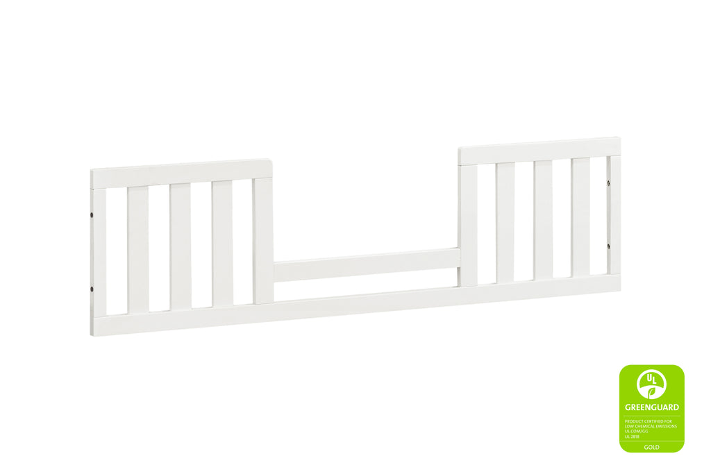 M14199RW,Toddler Bed Conversion Kit for Langford Crib In Warm White