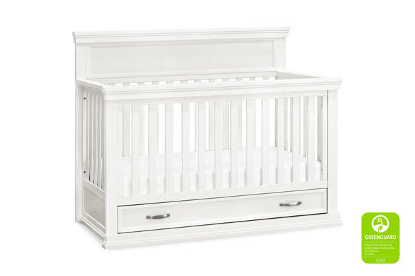 franklin and ben langford greenguard 4-in-1 convertible crib Warm White