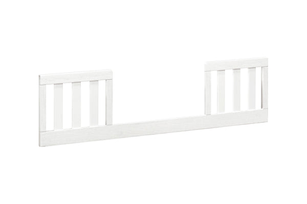 B14599DF,Toddler Bed Conversion Kit in Driftwood Linen White