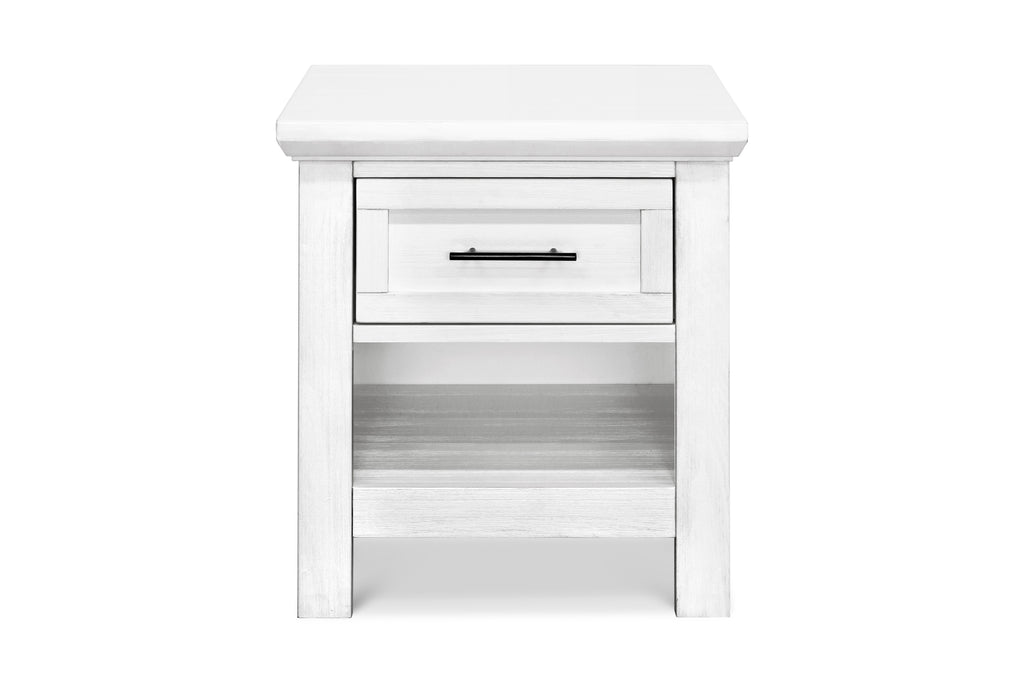 B14560LW,Emory Farmhouse Nightstand in Linen White