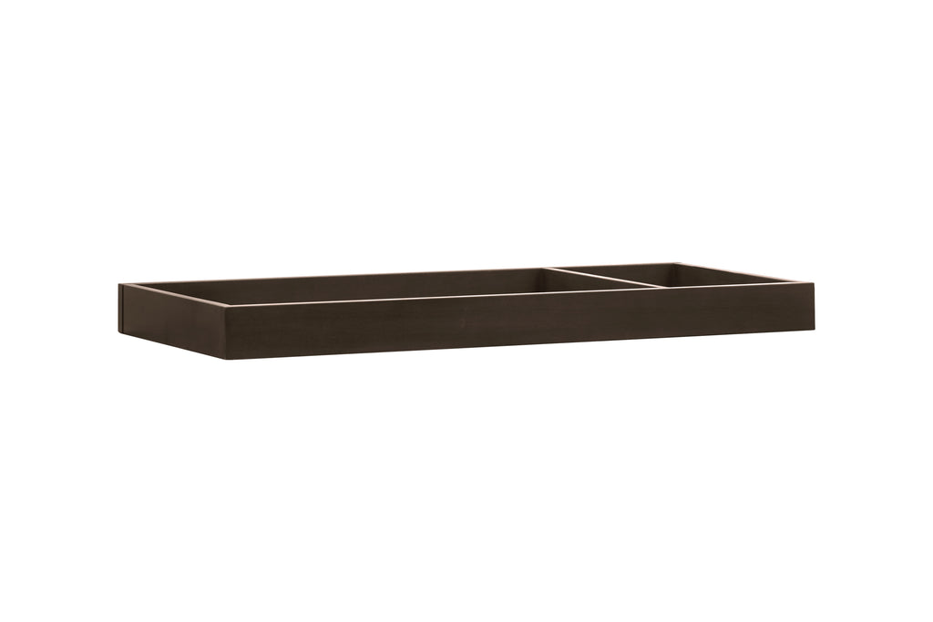 M0619TR,Universal Wide Removable Changing Tray in Truffle