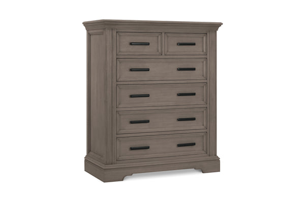 B17518FR,Holloway 6-Drawer Chest in French Roast French Roast
