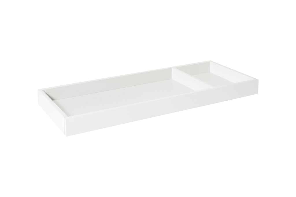 M0619RW,Universal Wide Removable Changing Tray in Warm White