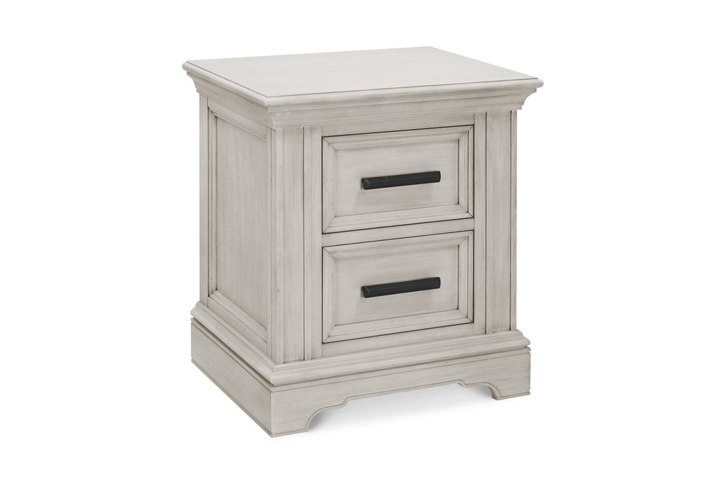 B17560LF,Holloway Nightstand in London Fog