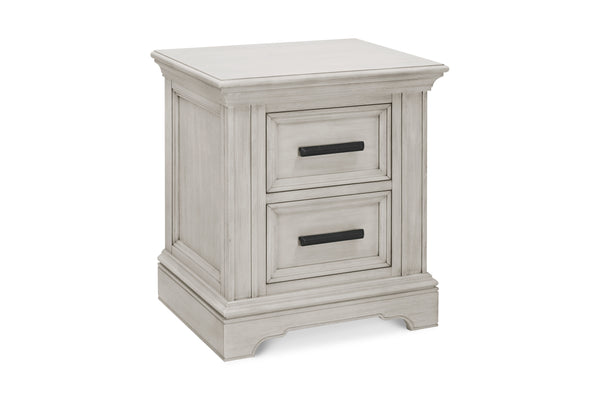 B17560FR,Holloway Nightstand in French Roast London Fog