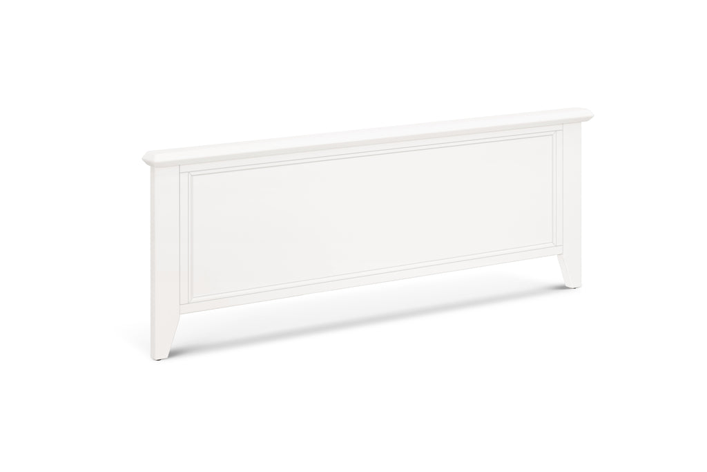 B14489RW,Beckett Low Profile Footboard in Warm White