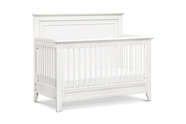 franklin and ben beckett 4-in-1 convertible crib Warm White