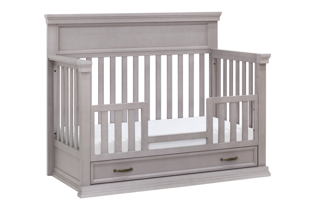 M14199IG,Toddler Bed Conversion Kit for Langford Crib in Windsor Grey
