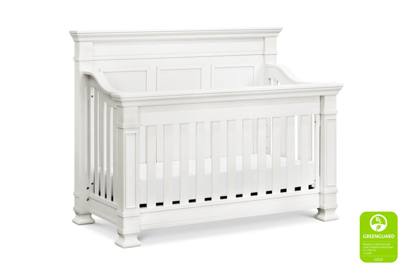 franklin and ben Tillen greenguard 4-in-1 convertible crib Warm White