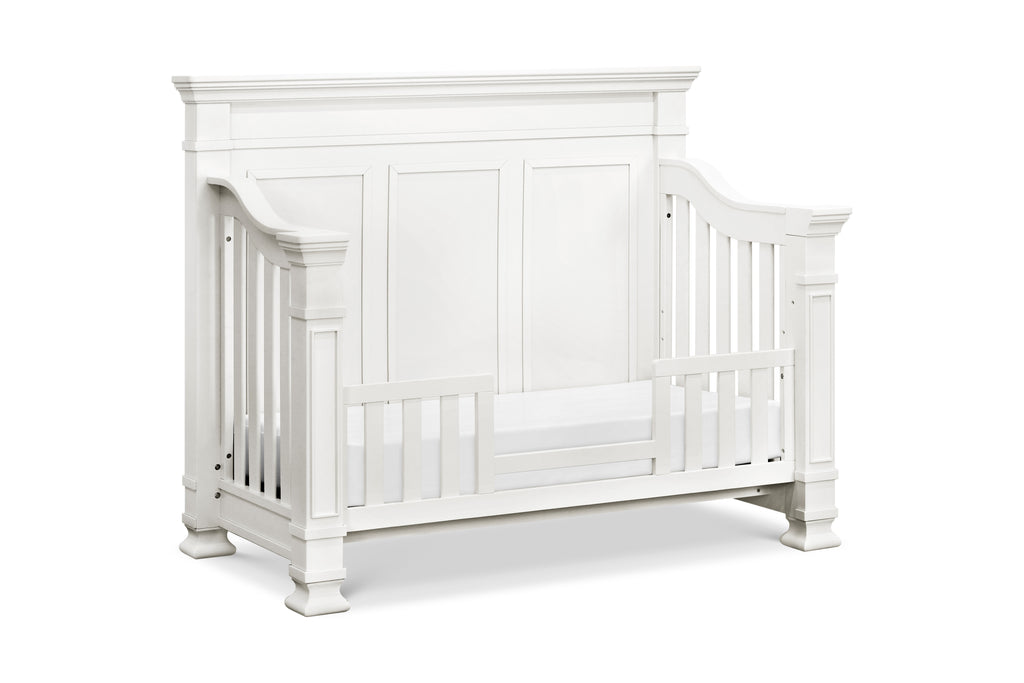 M7601RW,Tillen 4-in-1 Convertible Crib in Warm White