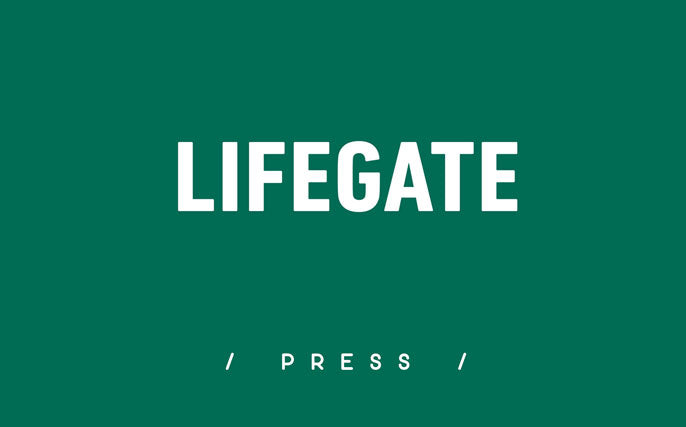 LIFEGATE TALKS ABOUT US ♡